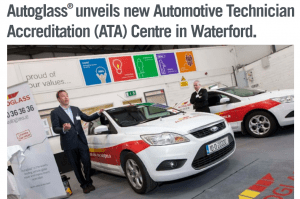 ATA Centre opened by Autoglass®