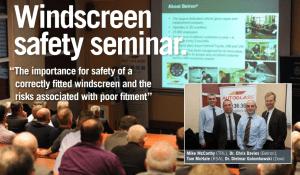 Windscreen Safety Seminar