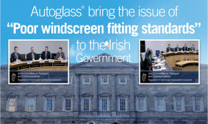 Autoglass® present to Government