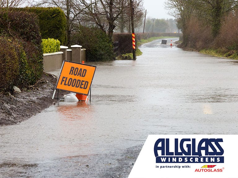 How to Drive Safe in Flooded Conditions